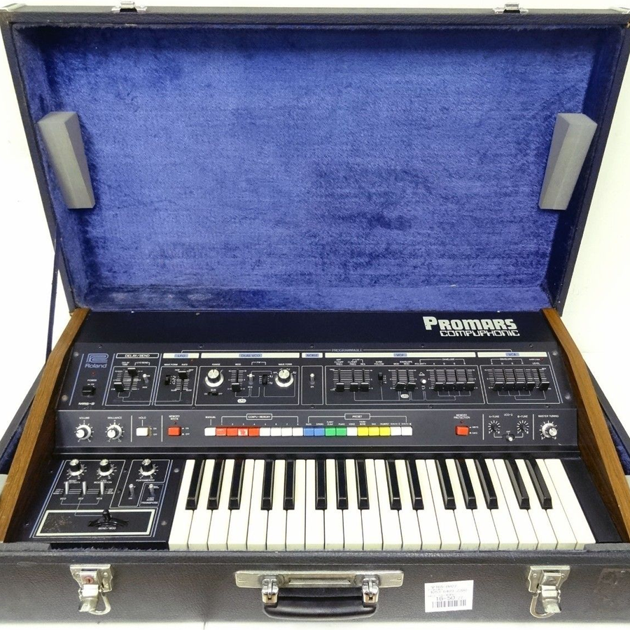 Roland Icon Series: De MRS- PROMARS Synthesizer