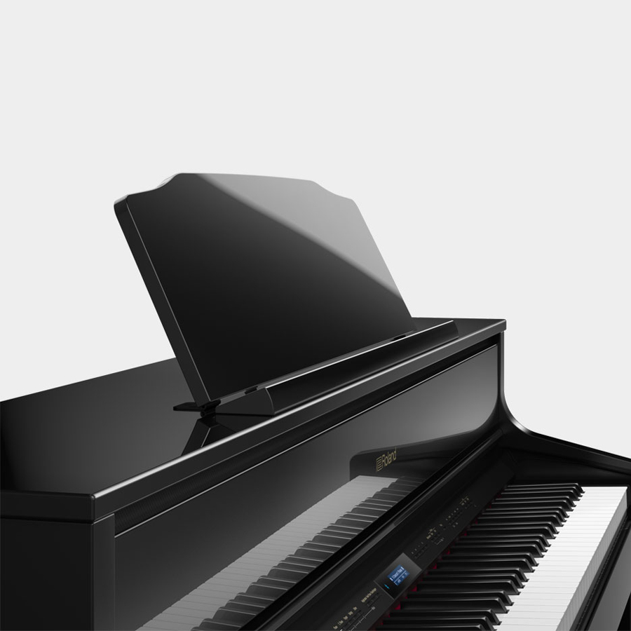 Test gratis een HP605 Digitale Piano in uw muziekschool / academie